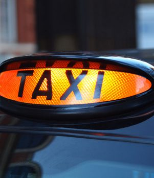 taxi finance