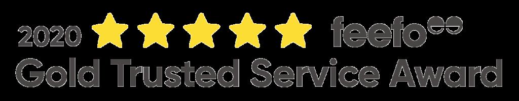 Feefo reviews